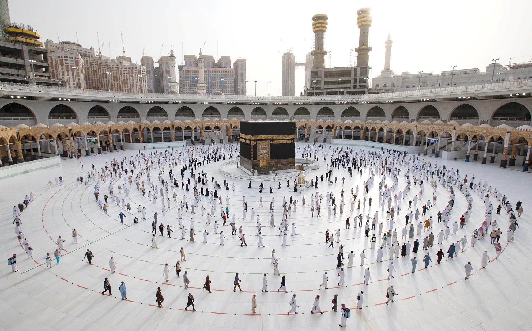 التسجيل في برامج الحج 2021 من السعودية