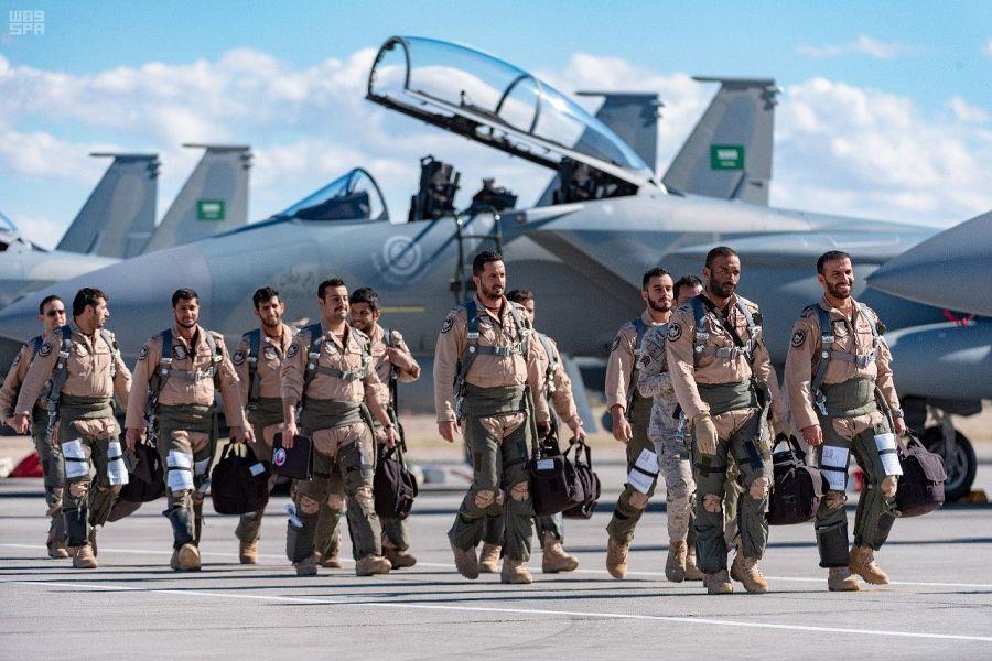 سلم رواتب القوات الجوية الملكية بالسعودية 1442
