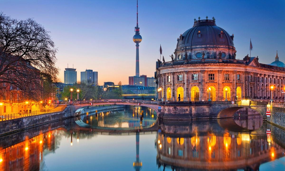 ما هي عاصمة ألمانيا؟