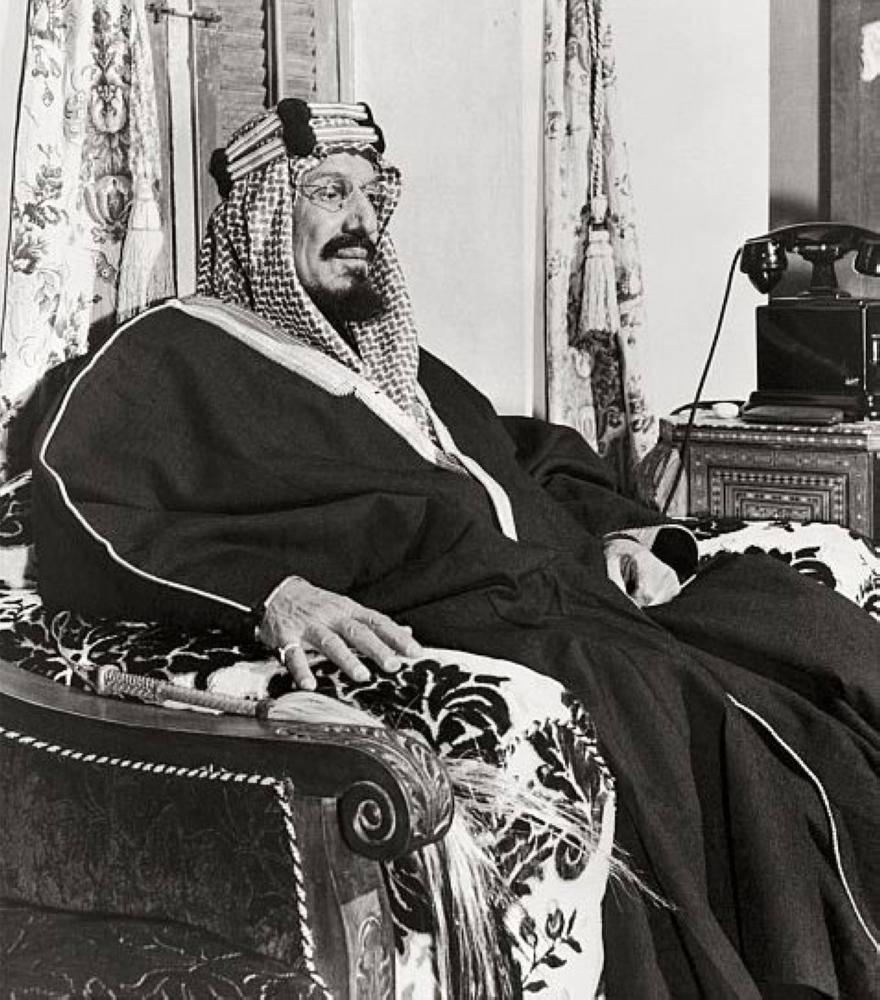 أسماء أبناء وبنات الملك عبد العزيز